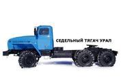 Продам Урал седельный тягач 2008 г.в.,  дв. ямз 238