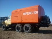 ППУА 1600/100 на шасси Урал-5557