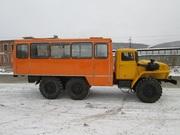 Урал 3255 Вахтовый автобус